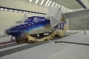 «Երևան-Կապան-Երևան կանոնավոր չվերթներ իրականացնող L 410 ինքնաթիռի առաջին լուսանկարները»