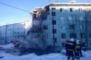 Մուրմանսկում փլուզվել է բնակելի շենքի 4 հարկ. կա մեկ զոհ և 5 տուժած (լուսանկարներ)