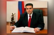 Երվանդ Խունդկարյանը նշանակվել է Վճռաբեկ դատարանի քաղաքացիական և վարչական պալատի նախագահ