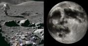 15 самых удивительных фактов о Луне (фото)