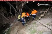 Մեքենան ընկել է Երևանյան լիճը
