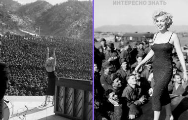 «Զինվորները սիրահարված էին». Մերիլին Մոնրոյի այցը Կորեա. ուշագրավ ֆոտո...