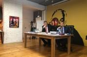Զարեհ Սինանյանն այցելել է «Ռուսաստանի հայերի միության» կենտրոնական գրասենյակ