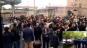 «Սինոփսիս Արմենիա» ընկերության աշխատակիցները փակել են Արշակունյաց փողոցի մի հատվածը (ուղիղ...