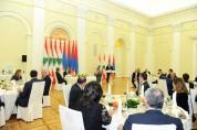 Ի պատիվ պաշտոնական այցով Հայաստանում գտնվող Լիբանանի նախագահ Միշել Աունի՝ այսօր երեկոյան Ն...