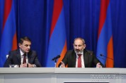 Հայաստանում օրինականության հաստատումը կատարյալ առաջնահերթություն է բոլորիս համար. Նիկոլ Փա...