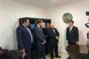 Եղեգնաձորում բացվել է Ղազախստանի պատվավոր հյուպատոսի գրասենյակը