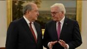 Գերմանիան կշարունակի որպես հուսալի գործընկեր կանգնած լինել Հայաստանի կողքին. նախագահ Շթայն...