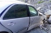 Վթար Գորիս-Սիսիան ավտոճանապարհին. ուղևորները հոսպիտալացվեն են
