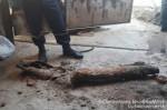 Սյունիքի մարզի Տեղ գյուղում հայտնաբերվել է 1990-ական թվականների հրետանային արկ