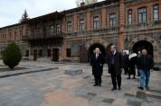 Գյումրիում Բալասանյանի հյուրասիրությունից Արմեն Սարգսյանը հրաժարվել է․ «Ժողովուրդ»