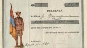 Լուսանկարում 100 տարի առաջ Հայաստանի առաջին հանրապետության ՊՆ-ին կատարած 75 ԱՄՆ դոլարի նվի...