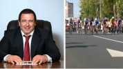 Գ.Ծառուկյանի հովանավորությամբ հեծանվորդները մասնակցել են այս տարվա առաջին մրցաշարին