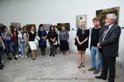 «Հայ-Արտ» մշակութային կենտրոնում բացվել է Ա. Խվոստովի ցուցահանդեսը
