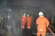Փրկարարները մարել են Կոմպրեսատորների գործարանում բռնկված հրդեհը