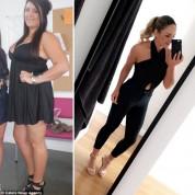 Ավստրալուհին նիհարել է 65 կիլոգրամով` նախկին ընկերոջից «վրեժ լուծելու» համար (լուսանկարներ)