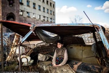 Երեխաներ, որոնք չունեն անհոգ մանկություն. Sony World Photography Award...