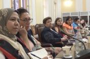 ՀՀ Ազգային ժողովում տարբեր երկրներից հրավիրված կանայք քննարկել են ժողովրդավարությանն առնչվ...