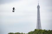 Ֆրանսիացի գյուտարարը կթռչի Լա Մանշ նեղուցի վրայով իր պատրաստած ռեակտիվ «ֆլայբորդով»