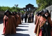 Արմեն Սարգսյանը՝ Գարեգին Ա-ի մասին