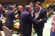 Վարչապետի անակնկալ հանդիպումը Ավստրիայի կանցլերի հետ (տեսանյութ)