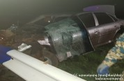 Երևան-Սևան ավտոճանապարհին Opel-ը դուրս է եկել երթևեկելի հատվածից և բախվել արգելապատնեշին. ...