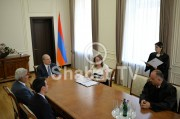 Նորանշանակ դատավորները երդվեցին նախագահի նստավայրում