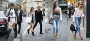 Ինչ են կրում Victoria's Secret-ի «հրեշտակներն» առօրյա կյանքում (լուսանկարներ)