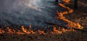 Հրդեհ՝ Մայիսյան գյուղում. այրվել է 50 քմ խոտածածկ տարածք