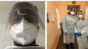 Արման Բաբաջանյանը  կամավորագրվել է Նորքի ինֆեկցիոն հիվանդանոցում