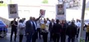 «Հայաստանն առանց քաղբանտարկյալների»՝ բողոքի ակցիա Գլխավոր դատախազության դիմաց. ուղիղ