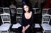 Մոնիկա Բելուչին`Christian Dior Haute Couture գարուն/ամառ-2018 հավաքածուի ցուցադրությանը (լ...