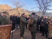 Ագարակում 20 զինծառայող նոր բնակարան է ստացել (լուսանկարներ)