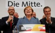 Անգելա Մերկելի գլխավորած դաշինքը հաղթել է Գերմանիայի խոհրդարանական ընտրություններում
