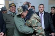 Զինվորը կամավոր խնդրում էր առաջնագիծ գնալու համար. Արծրուն Հովհաննիսյան