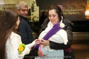 8 марта: поздравления в аэропорту «Звартноц»