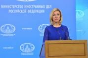 Զախարովան հայտնել է Մոսկվայի դիրքորոշումը Հայաստանում տիրող իրավիճակի հարցում
