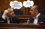 Ինչպես ԱԺ-ն ընտրեց Հայաստանի չորրորդ օմբուդսմենին (զվարճալի լուսանկարներ)