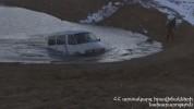 Գառնի-Արտաշատ ավտոճանապարհին փրկարարները ջրամբարից դուրս են բերել ավտոմեքենան
