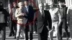 Ռուս զինծառայողը թույլ չի տվել Ասադին քայլել Պուտինի հետևից (տեսանյութ)