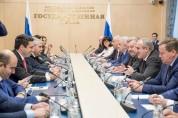Հայ պատգամավորները ՌԴ պետական դումայում հանդիպել են իրենց գործընկերների հետ