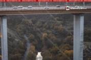 Արտակարգ դեպք Երևանում. ոստիկանության ՊՊԾ գնդի ծառայողները Դավիթաշենի կամրջի վրա կանխել են...