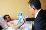 Արման Թաթոյանն այցելել է ՀՀ սահմանն ապօրինի հատած ադրբեջանցուն. վերջինս ցանկություն է հայտ...