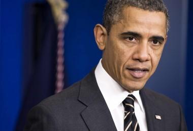 Բարաք Օբաման պաշտոնից հեռանալուց հետո առաջին հրապարակային հանդիպումն է ունեցել (տեսանյութ)