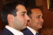 Сын Овика Абраамяна также вступит в РПА? «Грапарак»