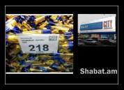 «Երևան Սիթի»-ում այժմ էլ «Նիկոլ» կոնֆետներ են վաճառում