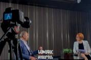 Ռոբերտ Քոչարյանը՝ «Հարցազրույց» հաղորդման հյուր