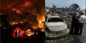 Կալիֆոռնիան պատուհասած անտառային հրդեհները` The Guardian-ի ուշագրավ ֆոտոշարքում (լուսանկար...