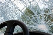 Գյումրիում բախվել են Hummer-ն ու երթուղային տաքսին. կա վիրավոր