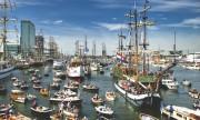 Նավերի ամենամեծ շքերթն Ամստերդամում (ֆոտոշարք)